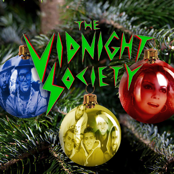 The Vidnight Before Christmas